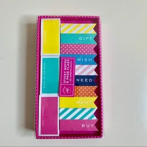 Other - NIB Sticky Notes & Page Flags (50 pages each)